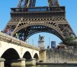 Eiffel Tower and Pont d'Iéna © French Moments