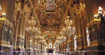 Inside Palais Garnier © French Moments