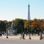 Paris Sans Voiture September 2015 - Place de la Concorde © French Moments
