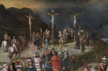 The Crucifixion of Christ on Good Friday