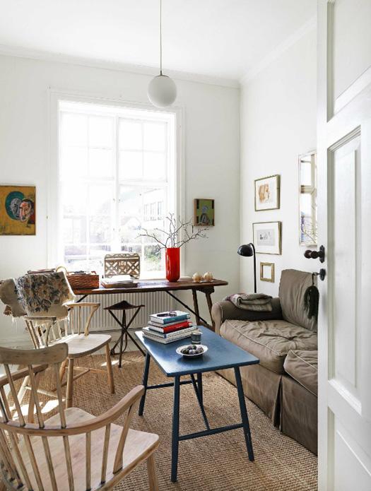 Quand un ancien h pital devient un bel appartement frenchy fancy - Appartement moderne ancien hopital ...
