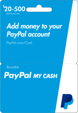 Beware buying PayPal My Cash cards