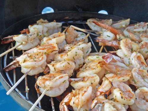 Catalina Island Grilled Shrimp