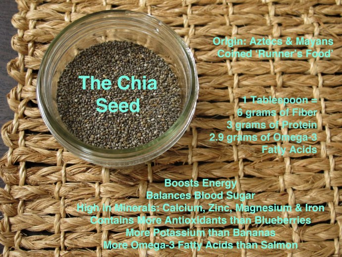 The Chia Seed: Nutritional Benefits | by Freshly Grown