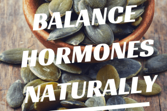 How to Balance Hormones Naturally #seed #cycling #hormones #health