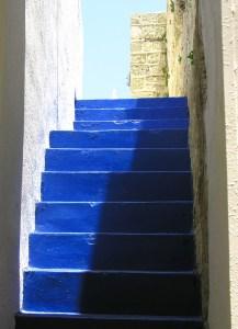 6.06 jaffa stairway