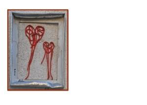 FC 321 hearts yarn