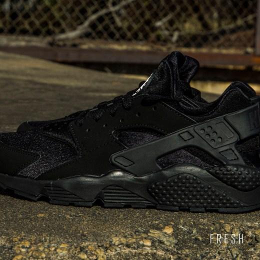 Nike Air Huarache Black 1