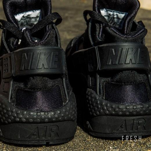 Nike Air Huarache Black 3