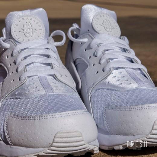 Nike Air Huarache White 3