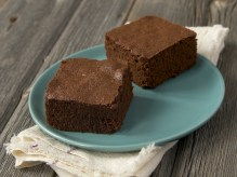 stock image: brownies