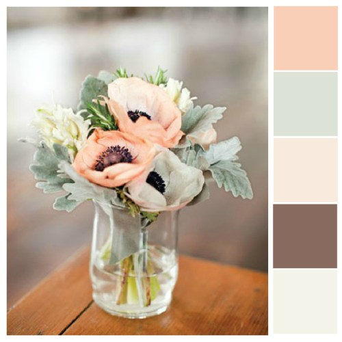 Medium Of Muted Color Palette