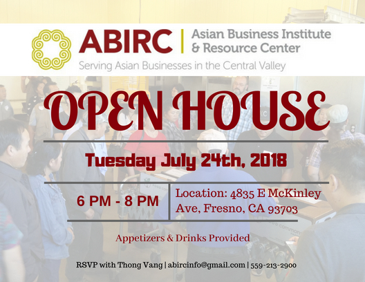 Open House_ABIRC