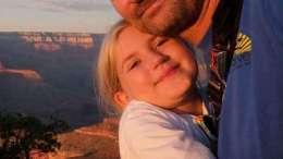Ken Walton and Daughter