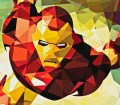 Marvel Goes Geometric by Eric Dufresne