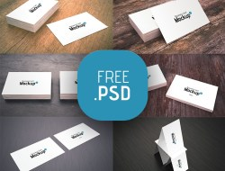 Business Card Mockup v1