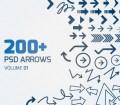 200+ Free Arrows