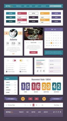 Free Professional UI Kit Bundle