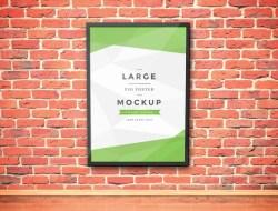 Artwork Frame Mockup