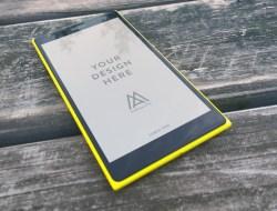Lumia 1520 Free Mockups