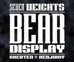 Bear Display Free Font