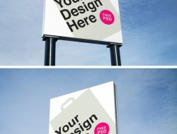 Outdoor Advertising MockUps
