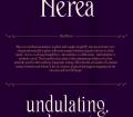 Nerea. Art Nouveau Free Font