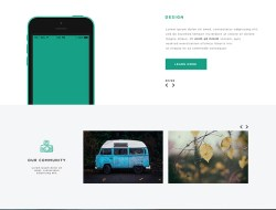 Phototime Free Website Template