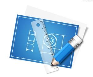 Blueprint Free Icon