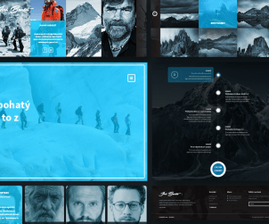 Free Mountaineer UI Kit