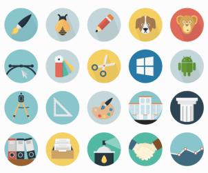 Free 50 Icons Set