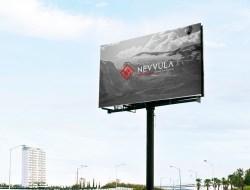Free Mockup Advertising Outdoor