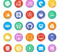 Dev Up A Free Web Developer Icon Set
