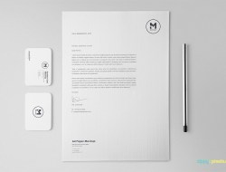 Stunning Free Stationery Mockup Set