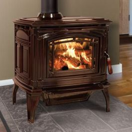 Enviro Boston 1200 Enamel Wood Stove
