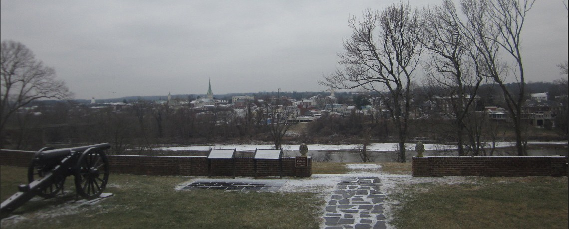 View from Chatham – Winter