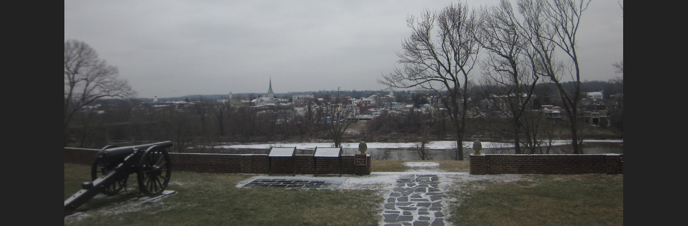 View from Chatham winter