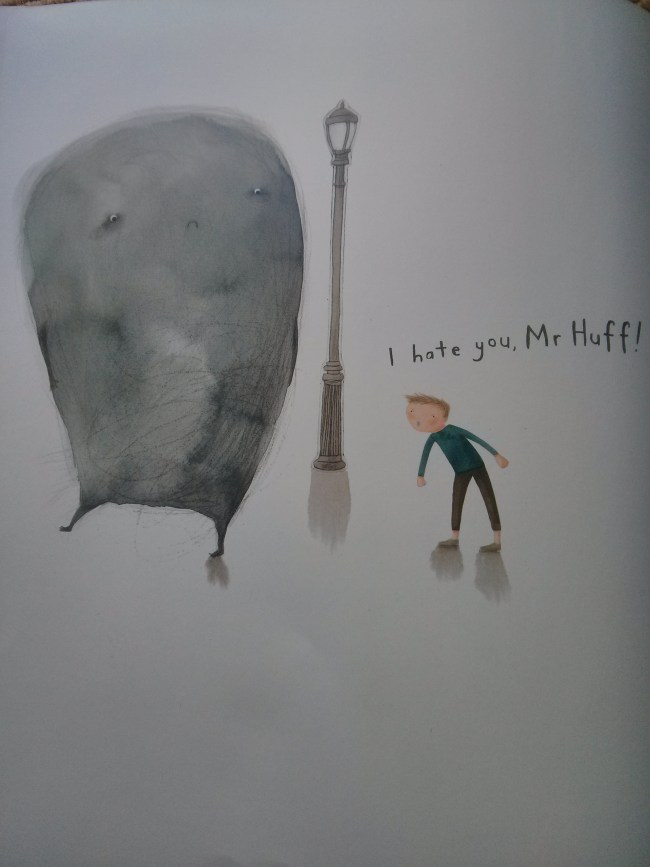 I hate you Mr Huff! - Anna Walker - Mr Huff