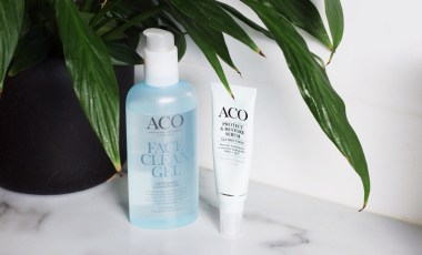 ACO Cleansing Gel + Protect & Restore Q10 Serum