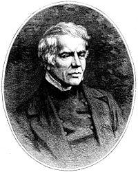 John Keble, c. 1860