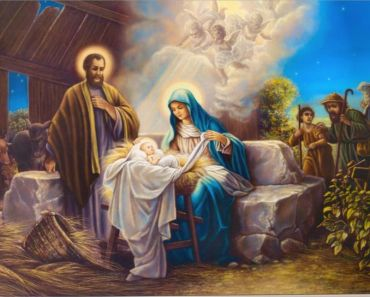 Bethlehem Jesus Christ Born Christmas Day