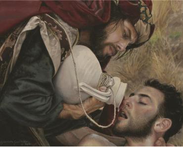 The Good Samaritan By Liz Lemon Swindle