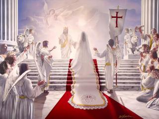 Bride Of Christ by Danny  Hahlbohm