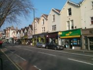 The Gloucester Road with its impressive array of independent shops