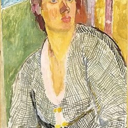 Vanessa Bell - a self-portrait
