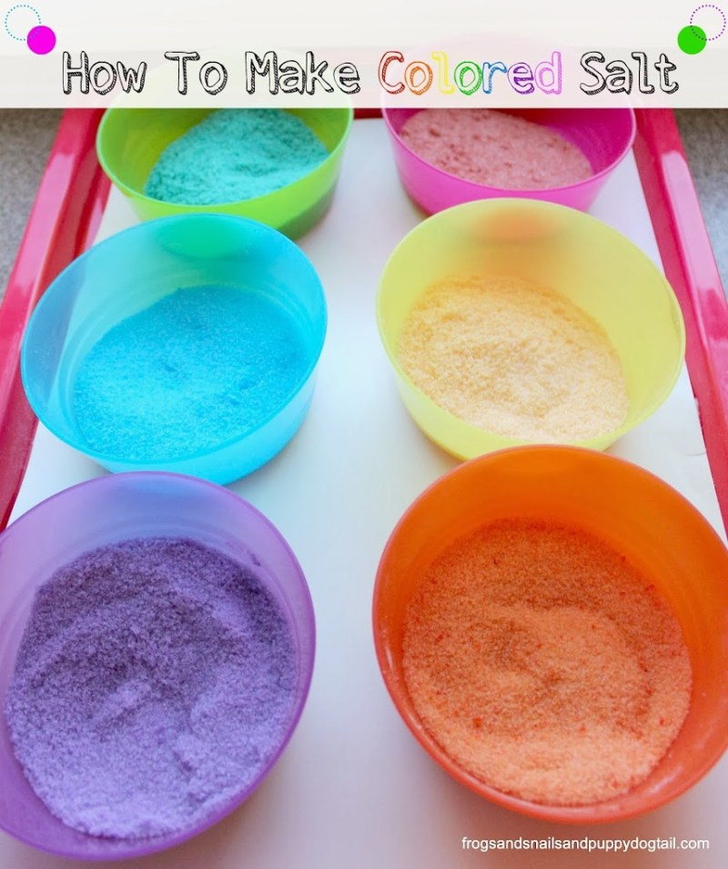 Large Of How To Make Salt