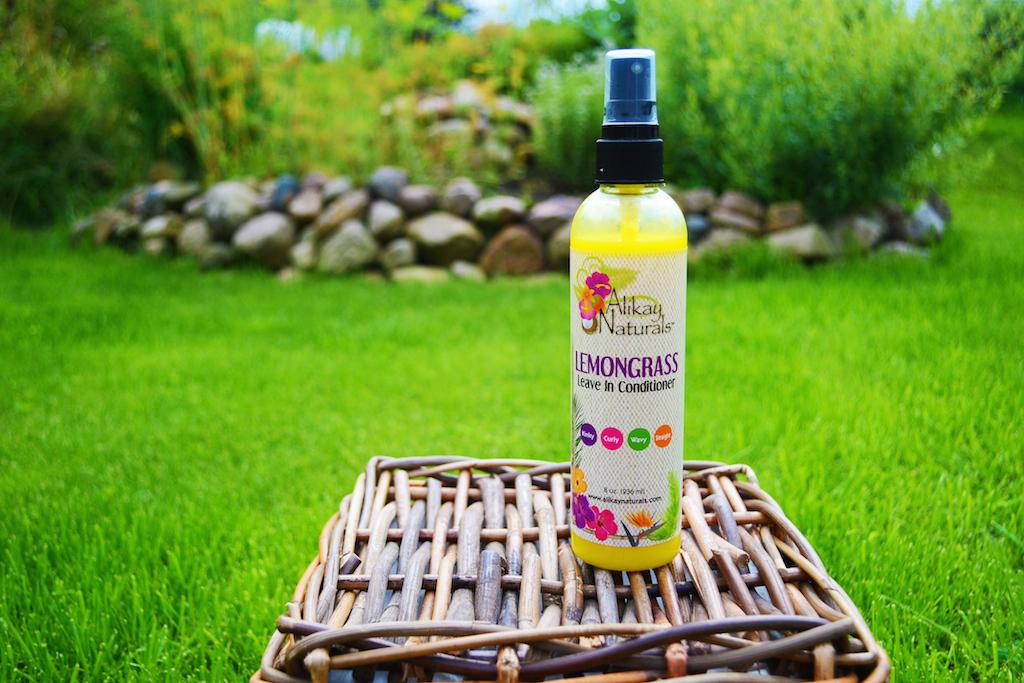 Lemongrass Leave-In Conditioner - Lemongrass Leave in Conditioner von Alikay Naturaös