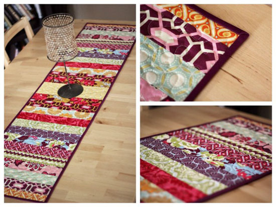 Heirloom Table Runner Quilts