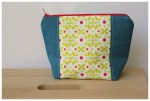 Makeup Zip Pouch - From Marta with Love