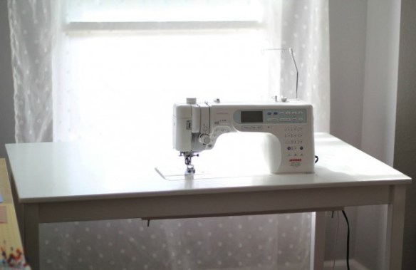 DIY IKEA Sewing Table Tutorial from Marta with Love 18 DIY IKEA Sewing Table Tutorial